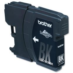 Brother LC1100HYBK High Yield Black Inkjet Cartridge Ref LC1100HYBK