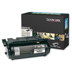 Lexmark X644e/X646e Extra High Yield Return Program Print Cartridge Ref X644X11E