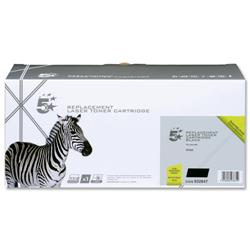 5 Star Office Remanufactured Laser Toner Cartridge 2500pp Black [Samsung MLT-D1052L Alternative]