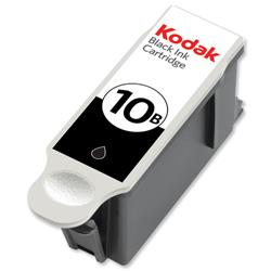 Kodak 10B Black Inkjet Cartridge for ESP 3/5/7/9/3250/5250 Ref 3949914
