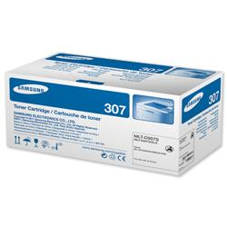 Samsung MLT-D307S Black Toner Cartridge for ML-4510ND/ML-5010ND/ML-5015ND Ref MLT-D307S/ELS