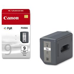 Canon PGI-9 Clear Inkjet Cartridge for Pixma MX7600 Ref 2442B001