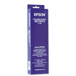 Epson Ribbon Cassette Fabric Nylon Colour for LX-300 Series Ref SO15073