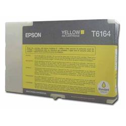 Epson T6164 Inkjet Cartridge DuraBrite Ultra Page Life 3500pp for B500DN Yellow Ref T616400