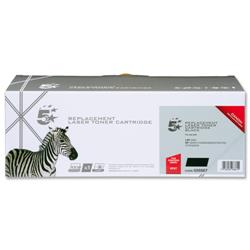 5 Star Office Remanufactured Laser Toner Cartridge Page Life 2500pp Black [Canon EP-27 Alternative]