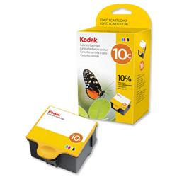 Kodak 10C Colour Inkjet Cartridge Ref 3949930