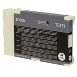 Epson T6171 Inkjet Cartridge DuraBrite Ultra High Yield Page Life 4000pp for B500DN Black Ref T617100