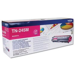 Brother Laser Toner Cartridge Page Life 2200pp Magenta Ref TN245M