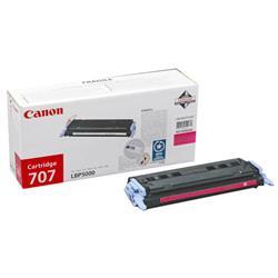 Canon 707 Magenta Laser Toner Cartridge Ref 9422A004AA
