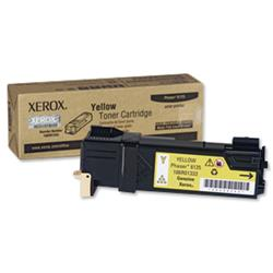Xerox 106R01333 Yellow Laser Toner Cartridge for Phaser 6125 Ref 106R01333