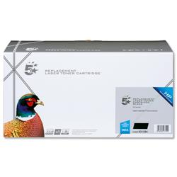 5 Star Office Remanufactured Laser Toner Cartridge 5000pp Black [HP No. 504A CE250A Alternative]