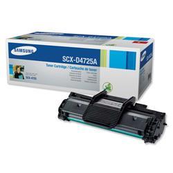 Samsung SCX-D4725A Black Laser Toner Cartridge/Drum Kit for SCX-4725FN Ref SCX-D4725A/ELS