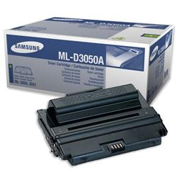 Samsung ML-D3050A Black Laser Toner Cartridge for ML-3050/ML-3051 Ref MLD3050A/ELS