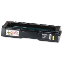 Kyocera TK-150Y Yellow Toner Cartridge for FS-C1020MFP Ref 1T05JKANL0