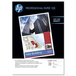 Hewlett Packard HP Professional A3 Glossy Laser Paper Ref CG969A - 250 Sheets