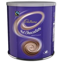 Cadbury Chocolate Break Fairtrade Hot Chocolate Powder 70 Servings 2Kg Ref 46991X