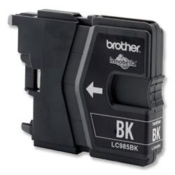 Brother Inkjet Cartridge Black Ref LC985BK