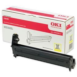 OKI Yellow Image Drum Unit for C8600/C8800 Ref 43449013
