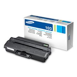 Samsung Laser Toner Cartridge and Drum Unit Page Life 2500pp Black Ref MLT-D103L/ELS