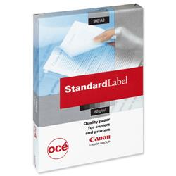 Canon Multifunctional Paper Ream Wrapped 80gsm A3 White [500 Sheets]