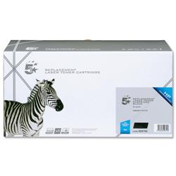 5 Star Office Remanufactured Laser Toner Cartridge 5000pp Black [HP No. 96A C4096A Alternative]