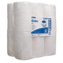 Kimberly-Clark Wypall L10 Centrefeed Wiper Rolls Ref 7122/7374 - Pack 12