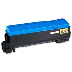 Kyocera TK-550C Cyan Laser Toner Cartridge for FS-C5200DN Ref 1T02HMCEU0