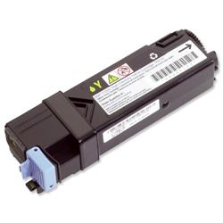 Dell No. P239C Laser Toner Cartridge Page Life 1000pp Yellow Ref 593-10318