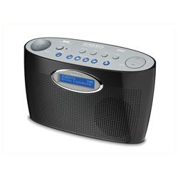 Roberts Elise Digital Radio Black Ref ELISE