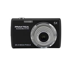 Praktica 20-Z50 Digital Camera Kit Black Ref PRA092