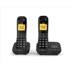 BT 1700 Dect Telephone Nuisance-call Blocking Twin Ref 57401