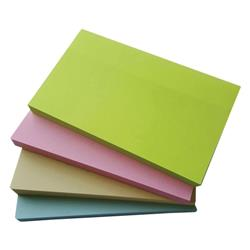 5 Star Eco Notes Recycled 127x76mm Pastel [Pack 12]