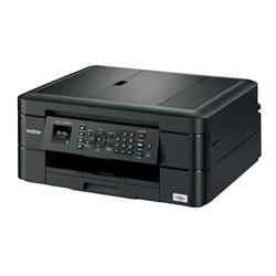 Brother MFCJ480DW Multifunction Inkjet Printer WiFi 4.5cm LCD 6ipm Colour 12ipm Mono A4 Ref MFCJ480DWZU1