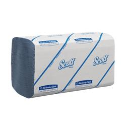 Scott Performance Hand Towels 212 Towels per Sleeve Ref 6664 [Pack 15 Sleeves]