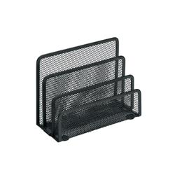 Vertical Wire Mesh Sorter Black Ref 300091