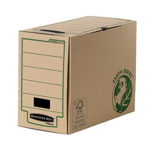 Foto Contenitori archivio Legal Bankers Box Earth Series Fellowes-20pz Scatole archivio
