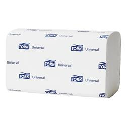 Tork Premium Hand Towel Leaf Embossed 2-Ply 170 Towels per Sleeve White Ref 100278 [Pack 15 Sleeves]