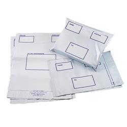 5 Star Elite DX Envelopes Self-seal Waterproof 395x430mm White [Pack 100]