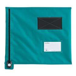 Mail Pouch A4plus Flat 355 x 386mm Green Ref FP8G