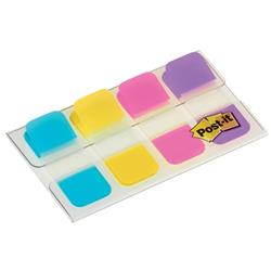 Post-it Strong Index Flags 4x10mm Ref 676-AYPV (Pack 40)