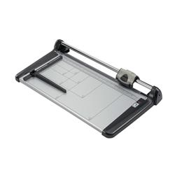5 Star Office Rotary Trimmer Heavy Duty Capacity 15 sheets 480mm A3 Silver/Black