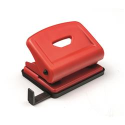 5 Star Office Punch 2-Hole Capacity 22x 80gsm Red