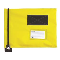 Mail Pouch A4 Flat 285mm x 345mm Yellow Ref FP7Y