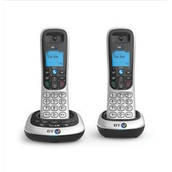 BT 2700 Dect Telephone Nuisance-call Blocking Twin Ref 57407