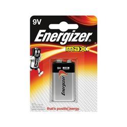 Energizer Max 9V/552 Battery Ref E300115900