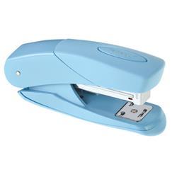Rexel Matador Half Strip Stapler Blue Ref 2104383