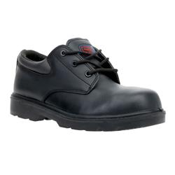 Supertouch Dax Lite Air Composite Shoe Metal Free with Safety Toecap & Midsole Size 12 Black Ref 90867