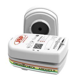 JSP Mask Filters Press-to-Check ABEK1P3 Ref BMN750-000-600 [Pack 2]