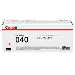 Canon 040 Laser Toner Cartridge Page Life 5400pp Magenta Ref 0456C001