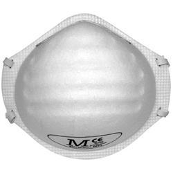 JSP Disposable Mask FFP1 Moulded EN149 Standard Ref BEG110-001-000 [Pack 20]